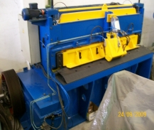 Cisaille guillotine 2000 x 12mms