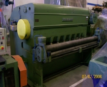 Cisaille guillotine 2000 x 6mms